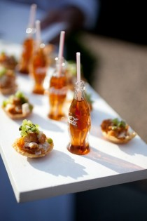 wedding photo - Wedding Appetizer Ideas