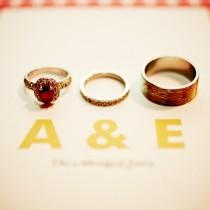 wedding photo -  Engagement Rings We Love