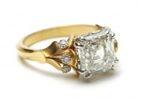 wedding photo - Luxury Diamond Wedding Ring ♥ Gorgeous Engagement Ring