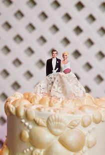 wedding photo - Beach Wedding Cakes ♥ Hochzeitstorte Design