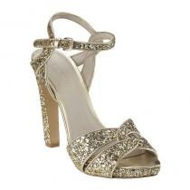 wedding photo - Chic und modische Hochzeit High Heel Sandals