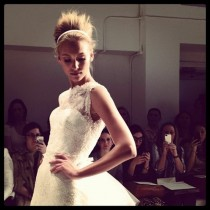 wedding photo -  Bridal Fashion Week