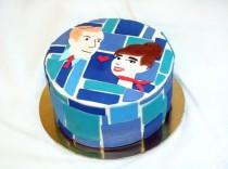 wedding photo - Жених Идеи торта