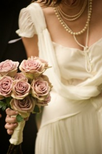 wedding photo - Stunning Vintage Rose Wedding Bridal Bouquet ♥ Professional Bridal Photography