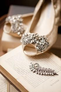 wedding photo - Chaussures Vera Wang Wedding ♥ Chaussures de mariage à la mode et confortable
