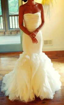 wedding photo - Simple & Chic Special Design Wedding Dresses ♥ Special Design Gown