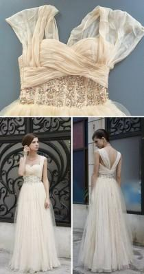 wedding photo -  Chic Special Design Wedding Dress ♥ Silk Wedding Dress