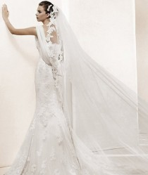 wedding photo - Chic Special Design Wedding Dress
