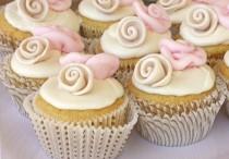 wedding photo - Cupakes الزفاف لذيذ محلية الصنع الكعك الزفاف ♥