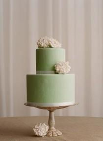 wedding photo - Gâteau de mariage de ~ Sweet Inspiration