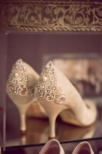 wedding photo - Brautschuhe