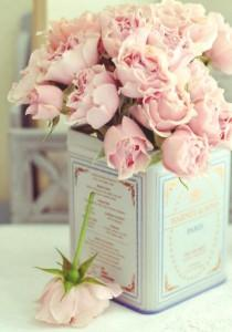 wedding photo - Wedding Table Decoration - Vintage wedding tables