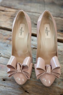 wedding photo - Chic e alla moda Scarpe da sposa tacco alto