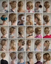 wedding photo - Gorgeous Wedding Hairstyles 2013