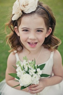 wedding photo -  Flower Girls