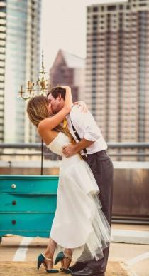 wedding photo -  Professional Wedding Photography ♥ Passionatte Wedding Kiss