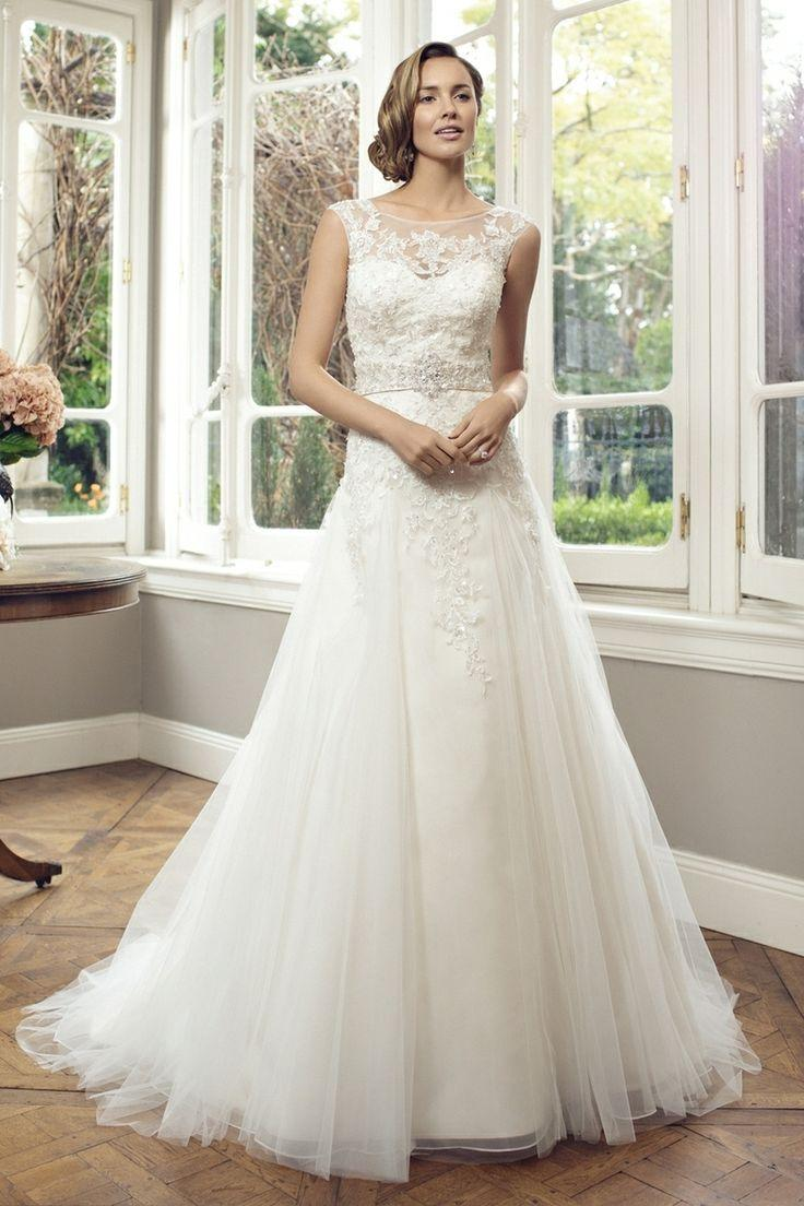 Sophisticated Wedding Dress By Mia Solano