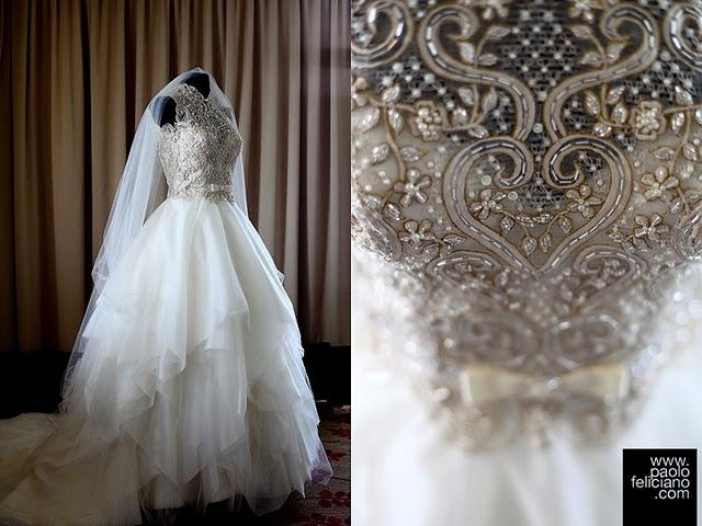 An Exceptional One Of A Kind Wedding Gown