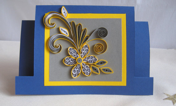 Quilling Flowers Book