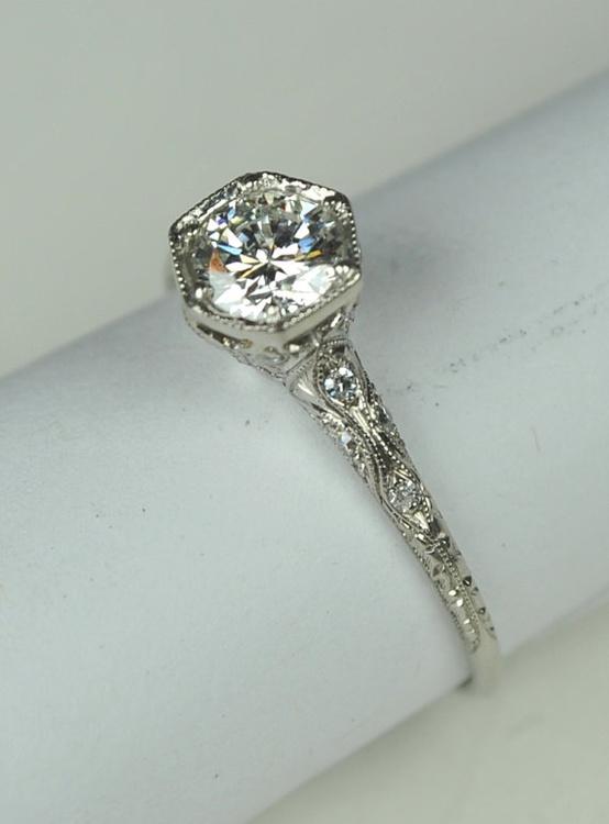 Antique Wedding Ring Vintage